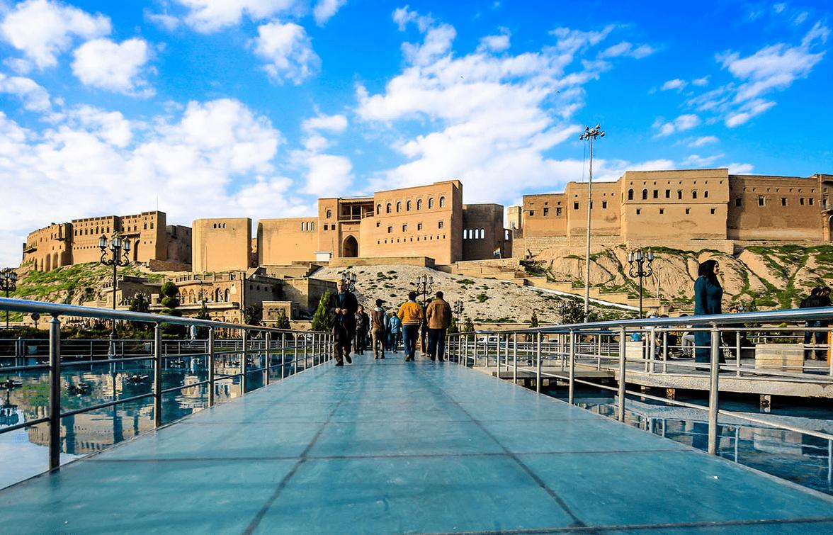 Эрбиль , Ирак (Иракский Курдистан)