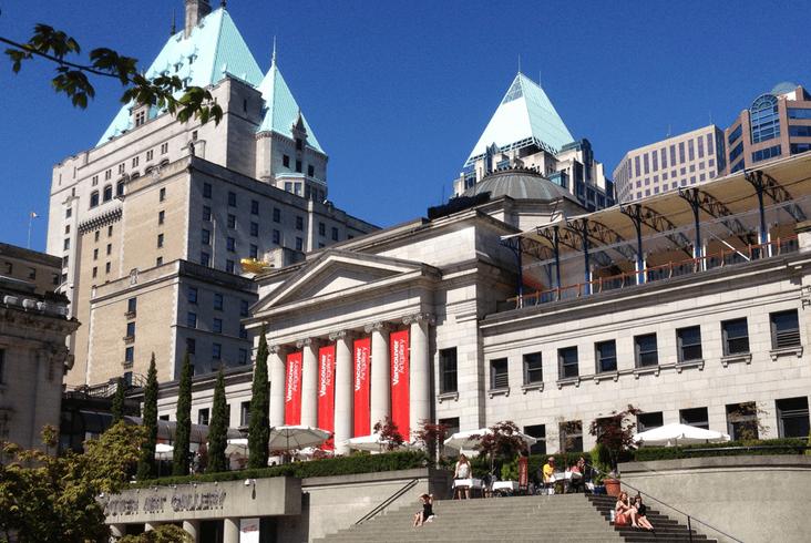 Художественная галерея Ванкувера, Ванкувер, Канада