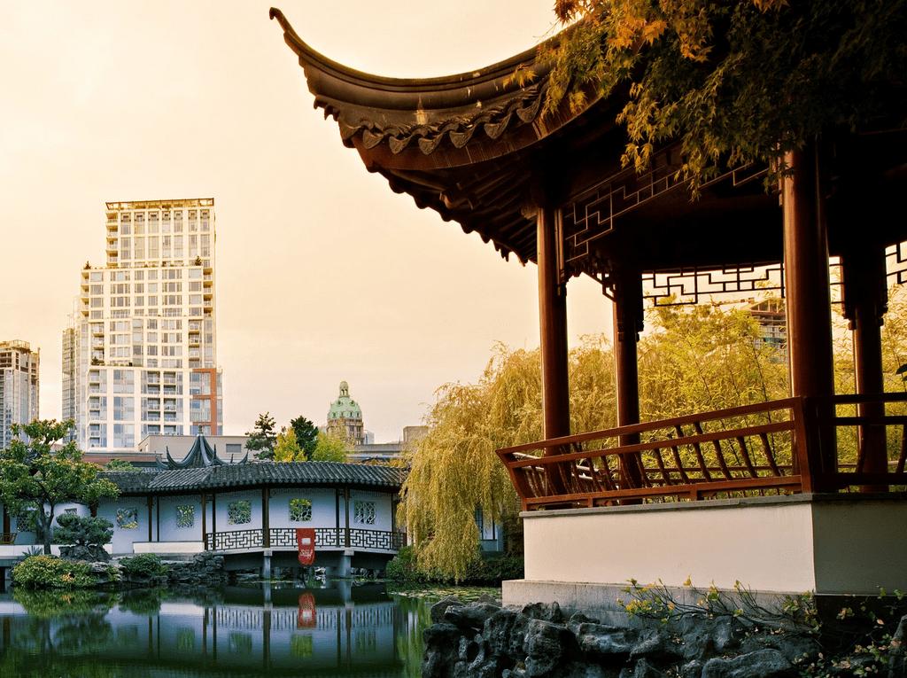 Классический китайский сад Сунь Ятсена, Ванкувер, Канада