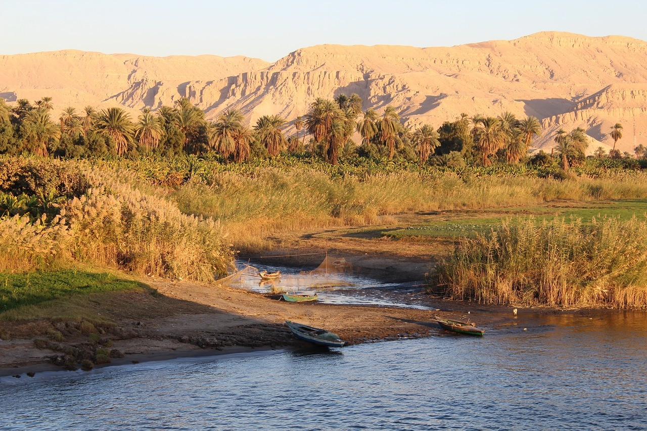 круиз по реке Нил, Египет