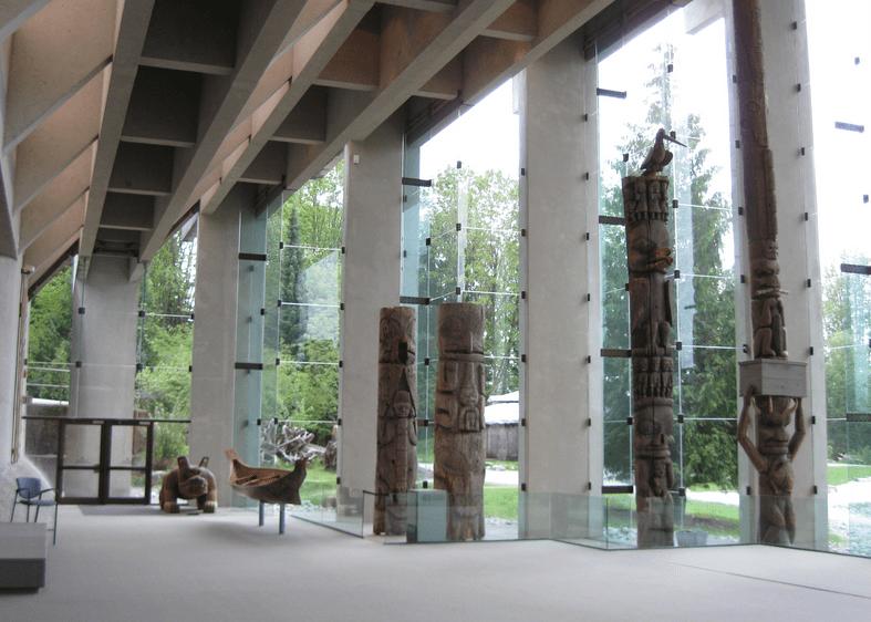 Музей антропологии, Ванкувер, Канада