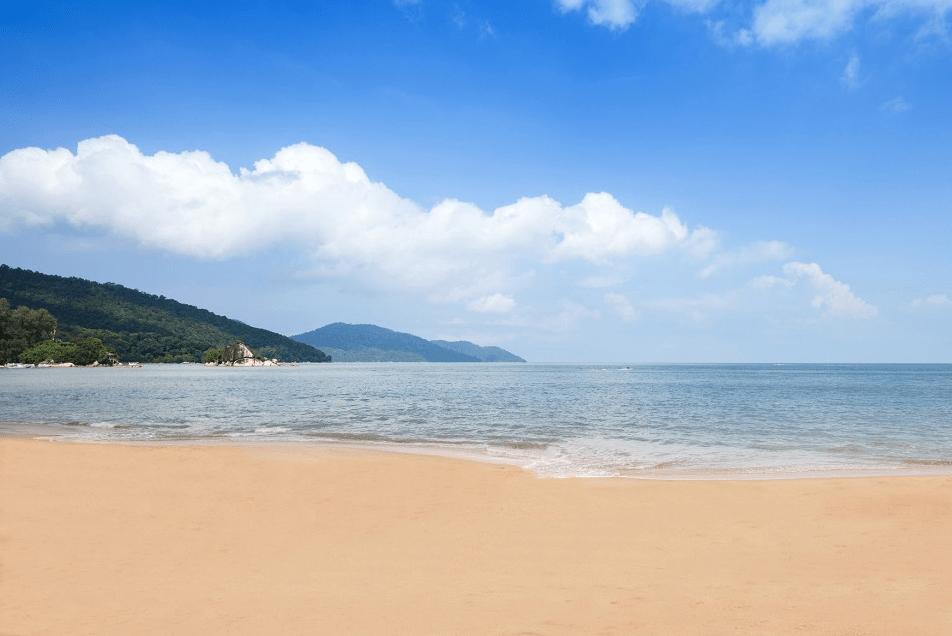 Бату Ферингхи, остров Пенанг, Малайзия