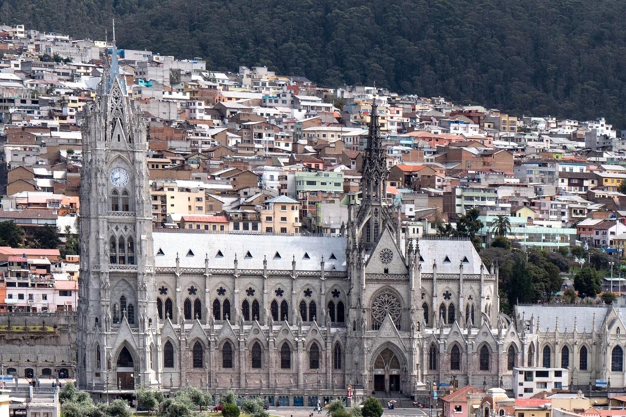 Кито, Северный Эквадор