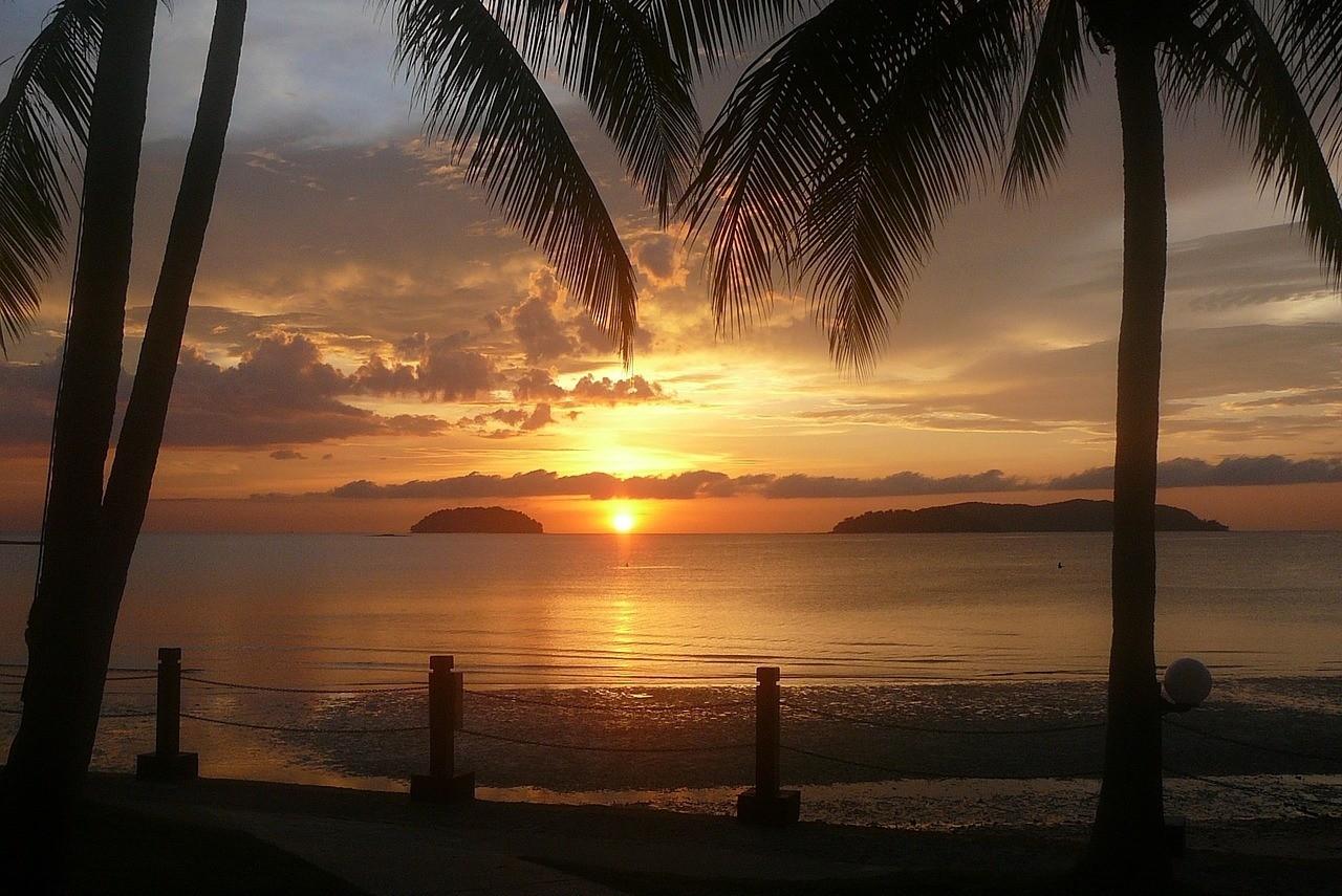 КОта-кинабалу, Борнео, Сабах, Малайзия