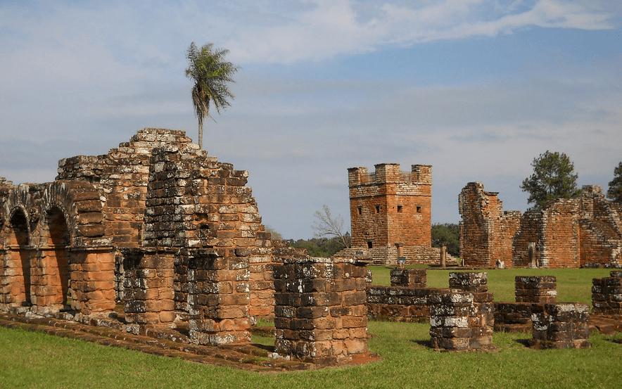 Ла-Сантисима-Тринидад-де-Парана Миссия иезуитов Парагвай