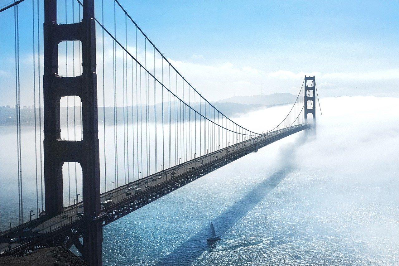 Национальная зона отдыха «Золотые Ворота», Залив Сан-Франциско, Калифорния