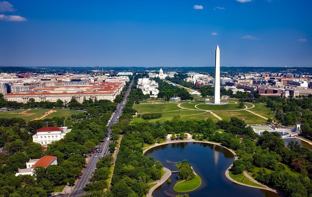 Национальный Молл и Мемориальный парк, Вашингтон, округ Колумбия