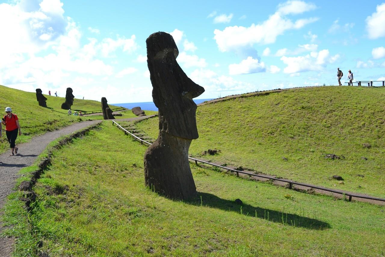 Национальный парк Рапа-Нуи , Остров Пасхи, Чили