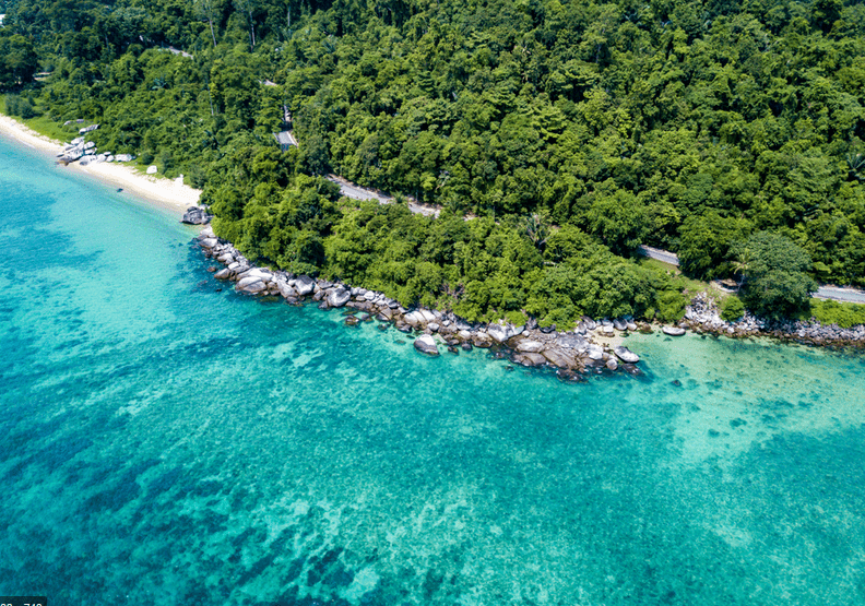 Остров Тиоман, Малайзия