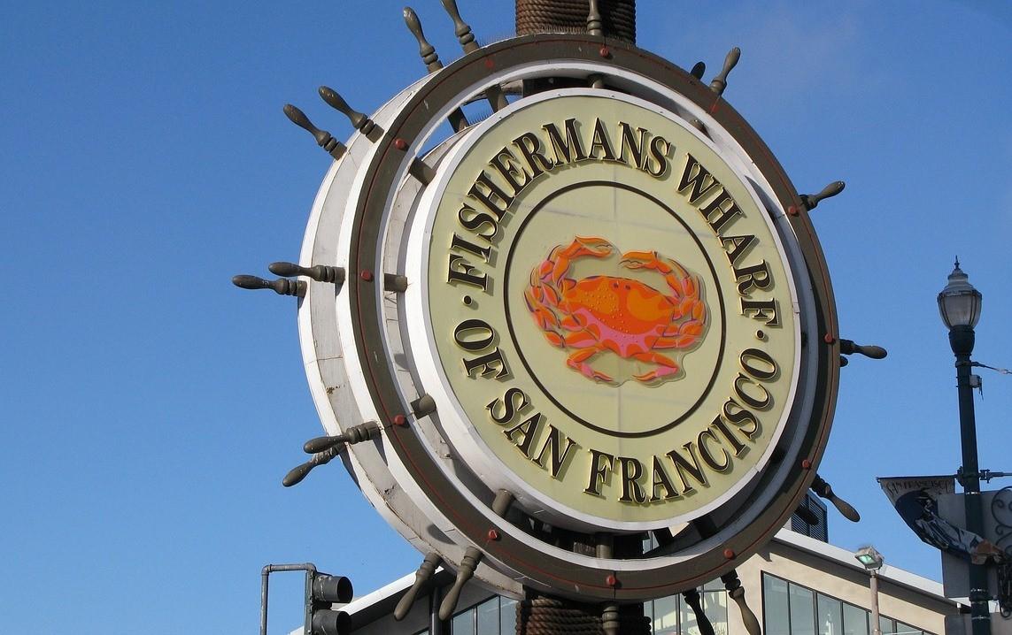 Рыбацкая пристань, Сан-Франциско, Калифорния