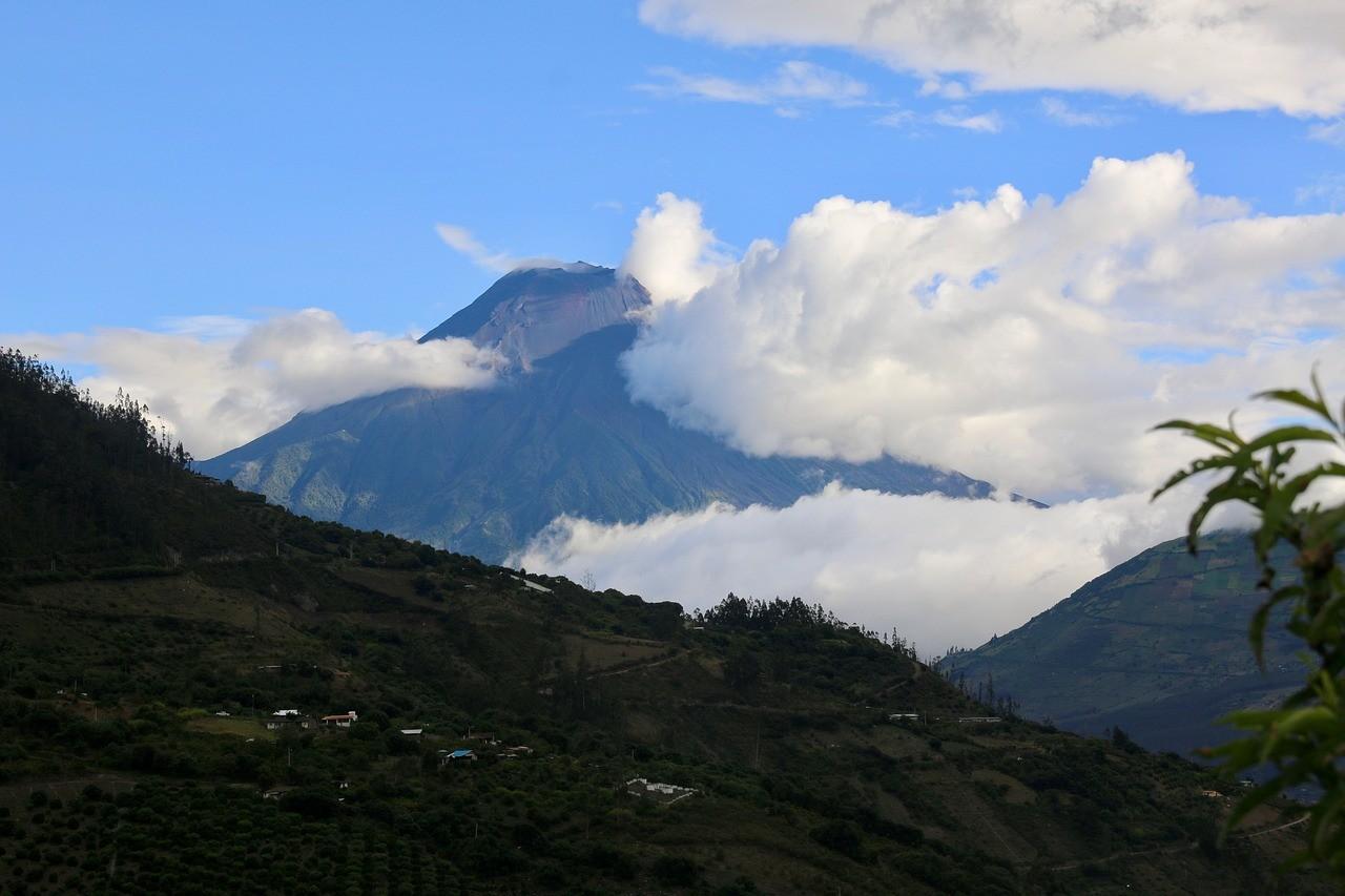 Тунгурауа Сангайский национальный парк в