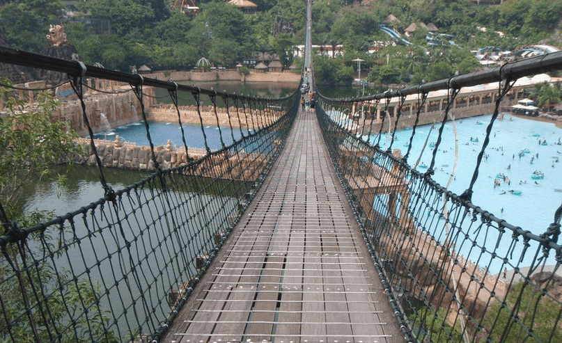 водный тематический парк Санвэй Лагун, Селангор