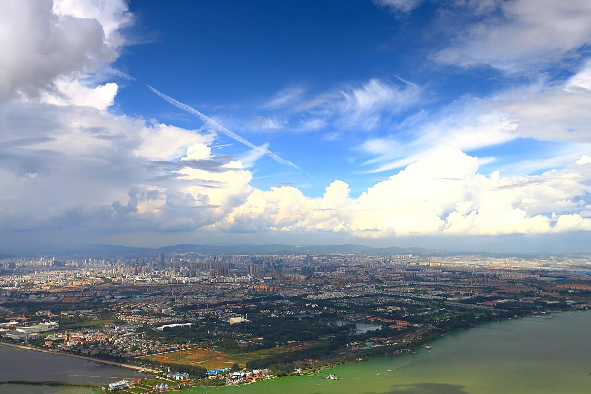 Западная гора, Куньмин, Китай
