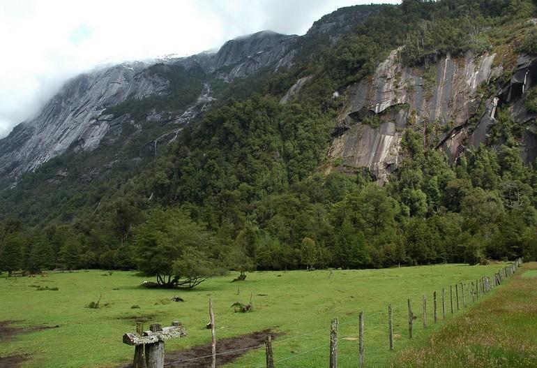 Долина Кочамо, Патагония