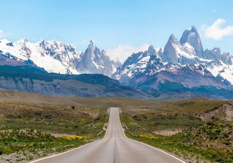 Эль Чалтен, Патагония, Аргентина