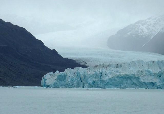 ледник О'Хиггинс, Патагония