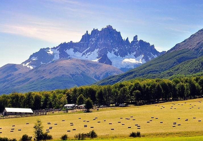 Сьерро Кастильо, Чили, Патагония
