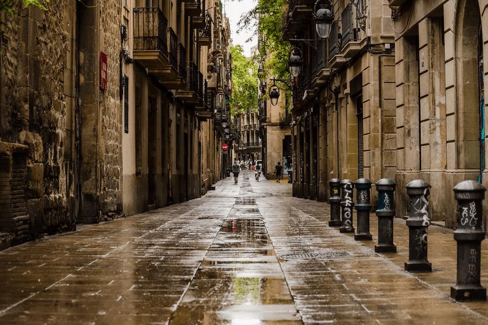 Эль Раваль, Барселона