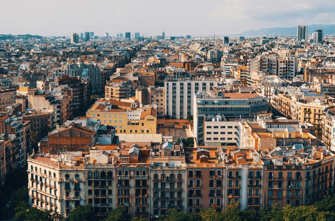 Эшампле, Барселона