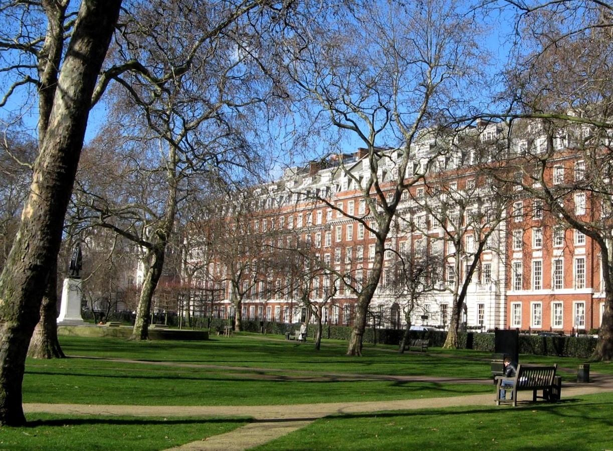 Гросвенор-сквер, Лондон