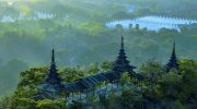 Холм Мандалая, Мьянма