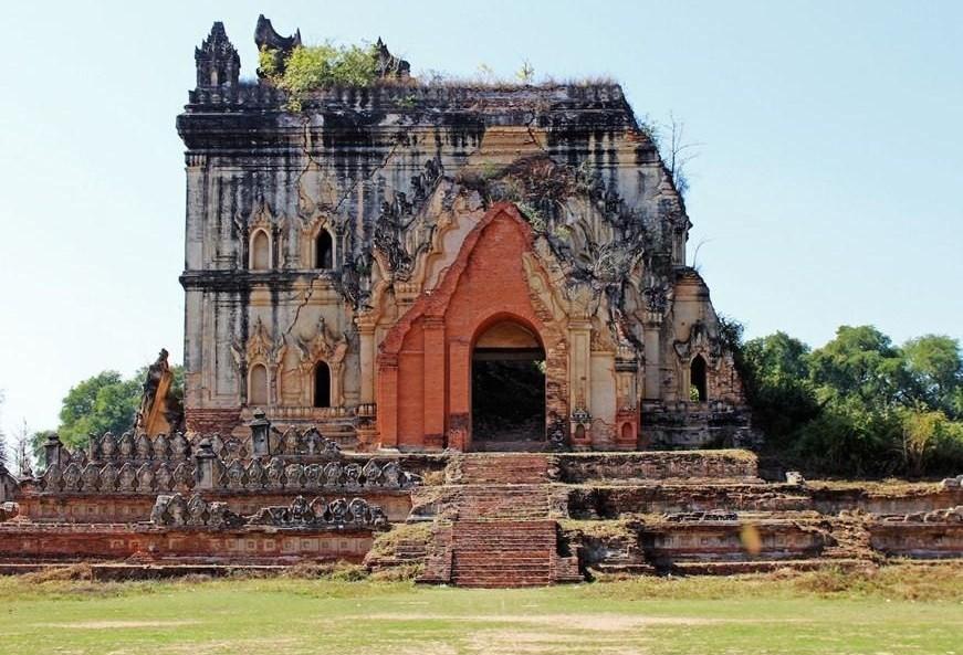 Иньва, Мьянма