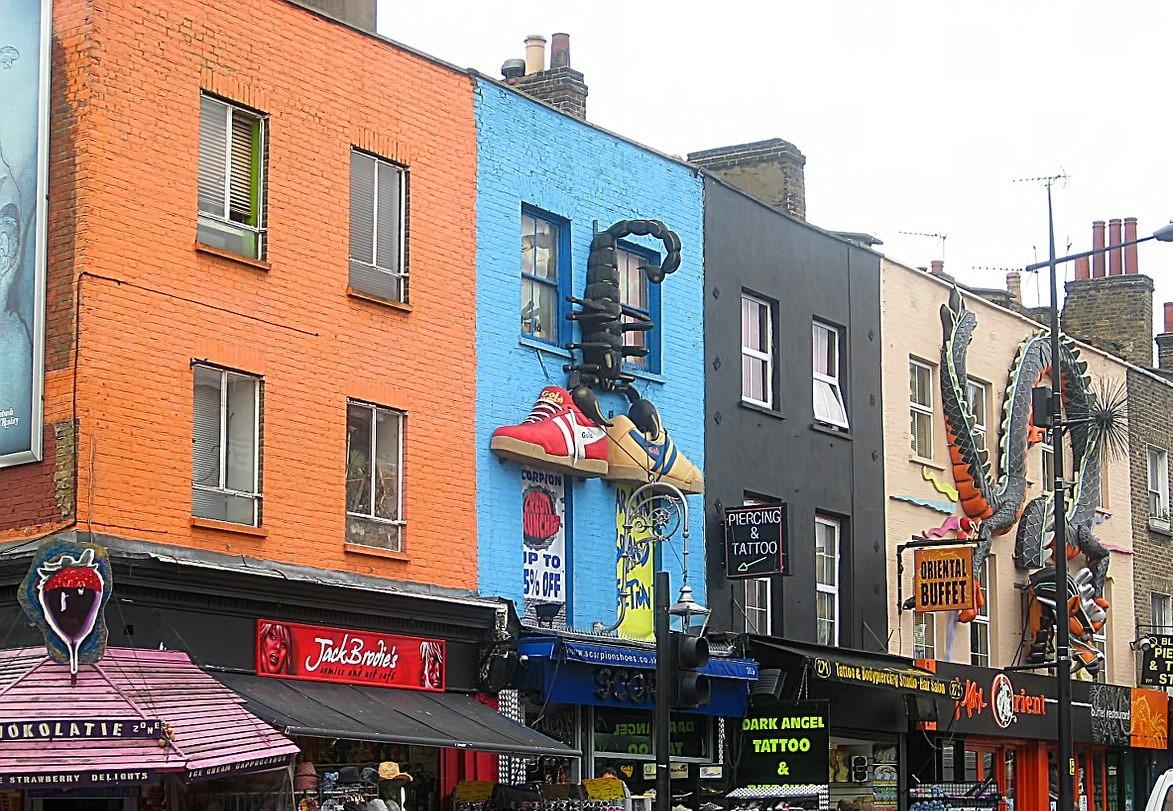 камден, Лондон