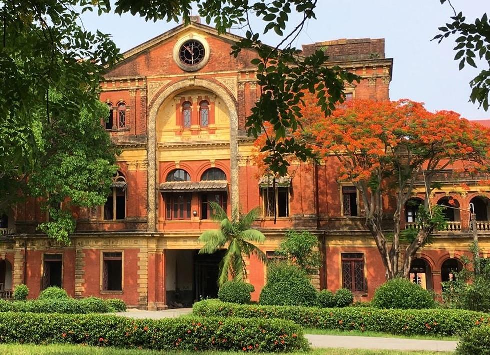 Колониальная архитектура в Янгоне, Мьянма