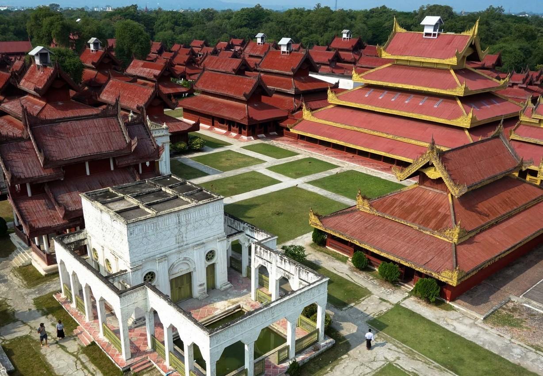 Королевский дворец Мандалай, Мьянма