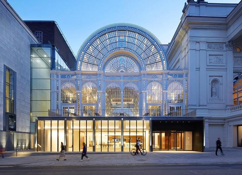 королевский оперный театр, ковент гарден, лондон
