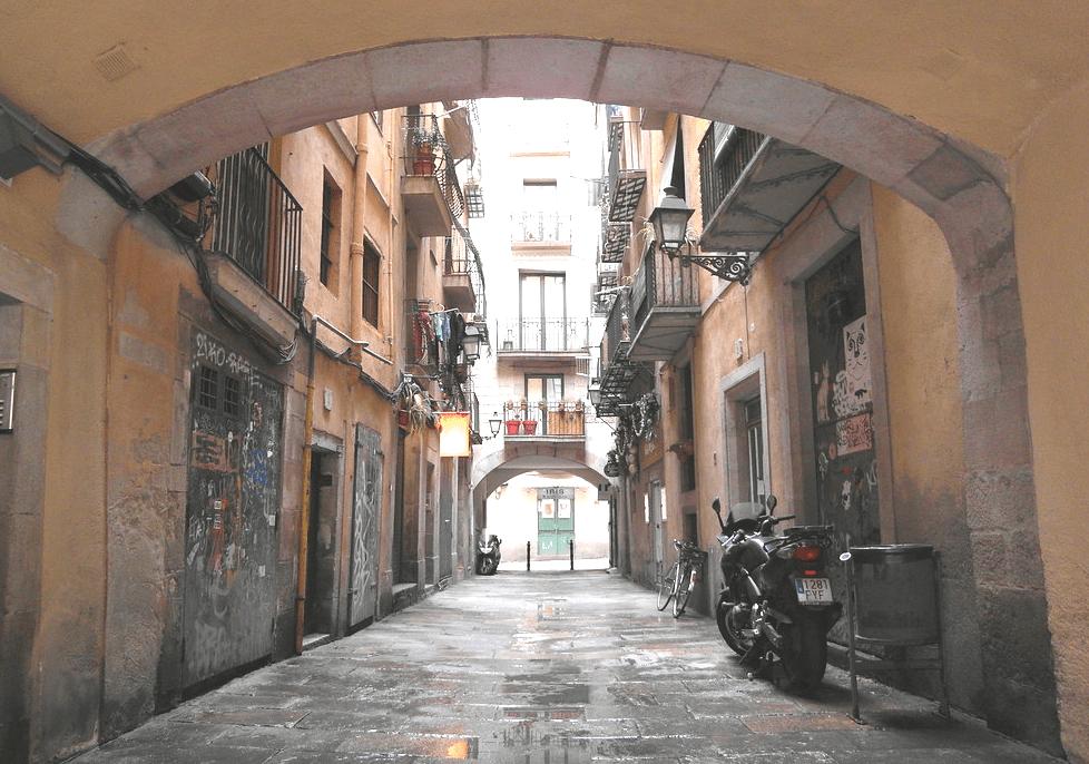 Ла Рибера, Барселона