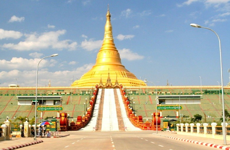 Нейпидо, Столица Мьянмы