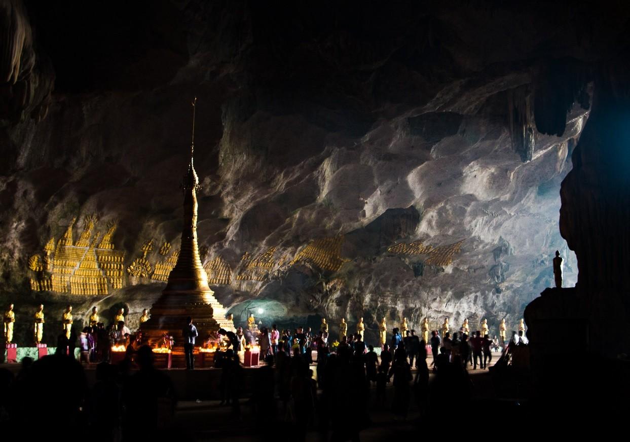 Пещера Саддар, мьянма