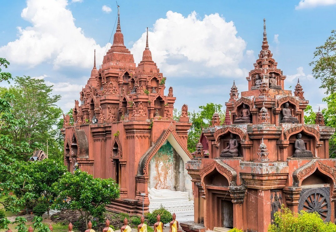 Бурирам, Исан, Северный Таиланд