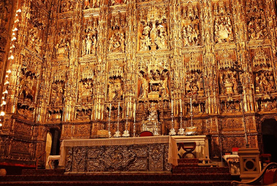 Церковь Святого Антония, Лагос, португалия