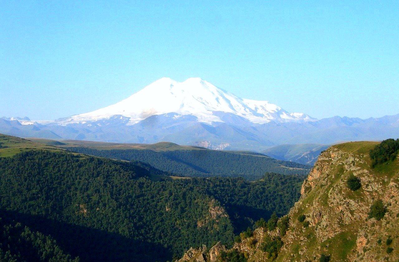Эльбрус, Кавказ, Россия