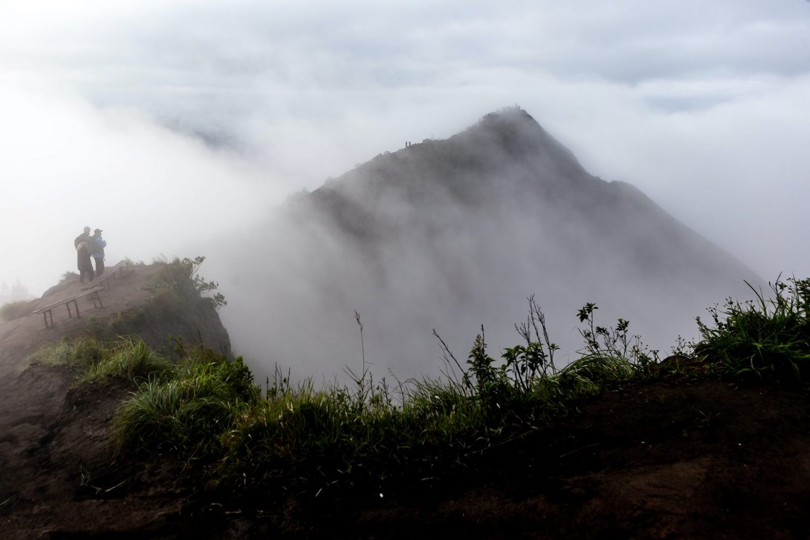 Гора Батур, Бали, Индонезия