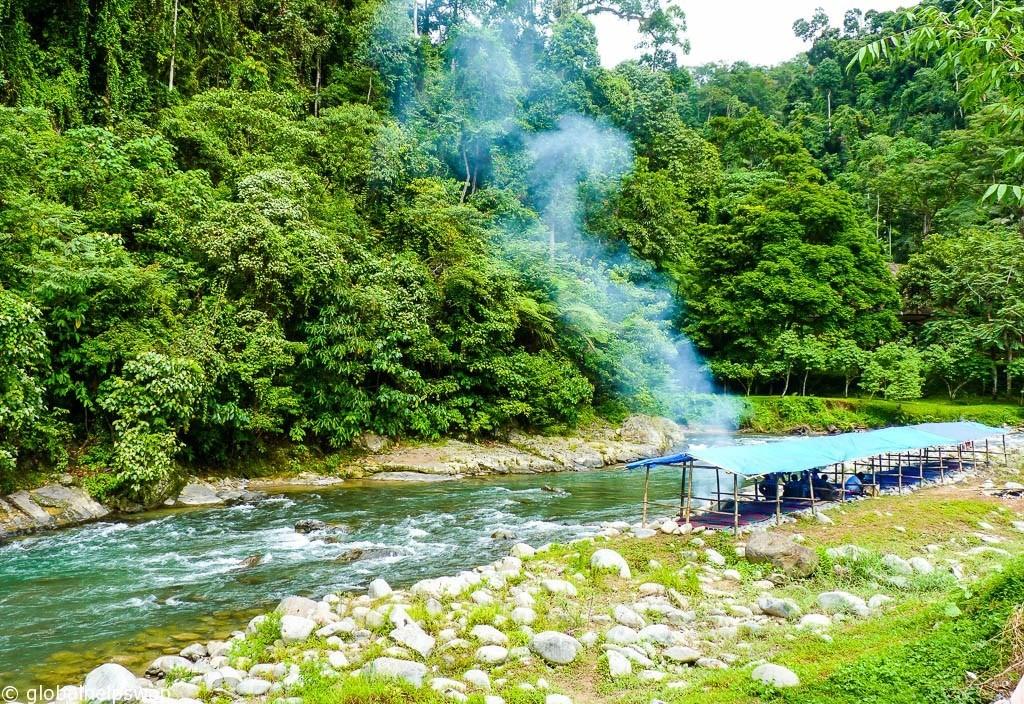 Гунунг Лойзер, национальный парк, Суматра, Индонезия