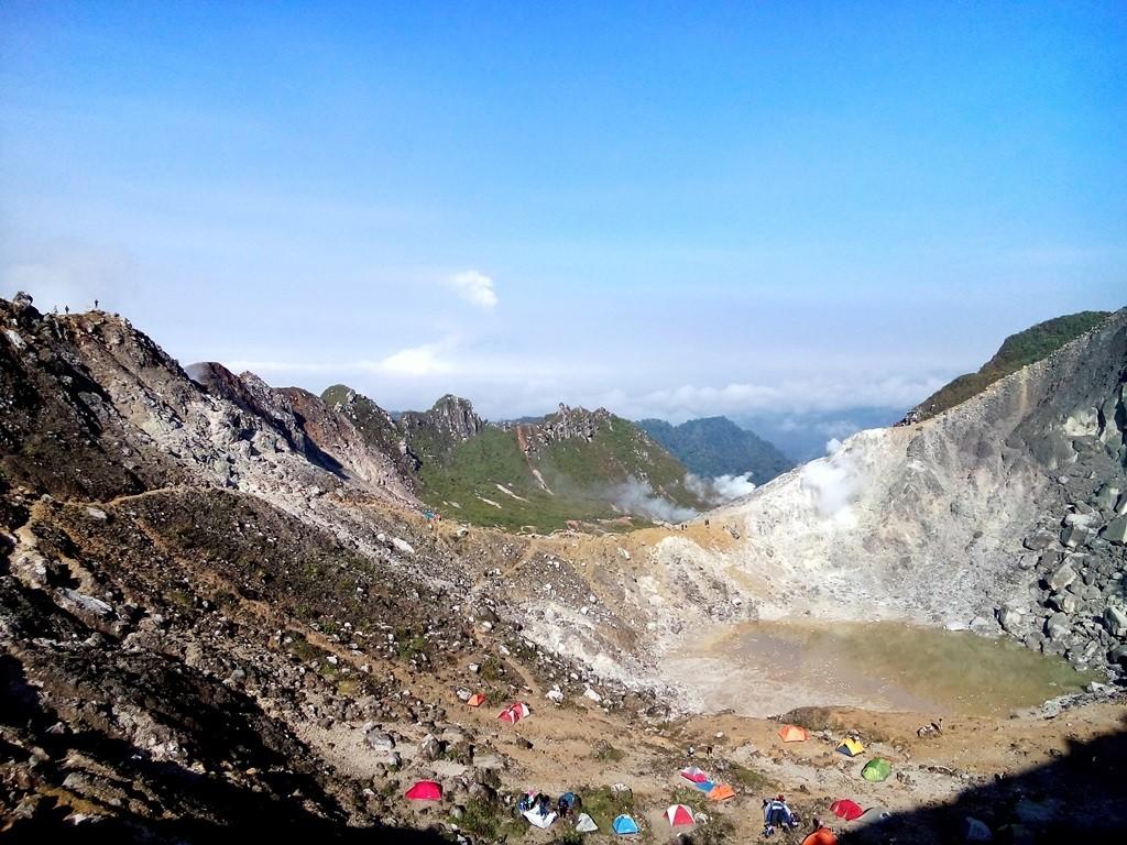 Гунунг Сибаяк, Суматра, Индонезия