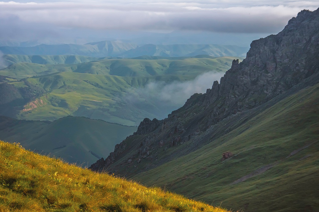 Кавказ, Россия