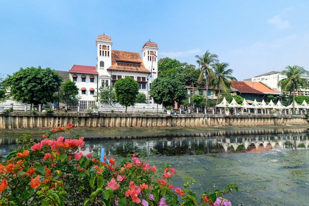 Кота Туа, Джакарта, Индонезия