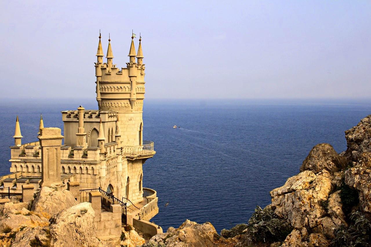 Крым, Море, Россия