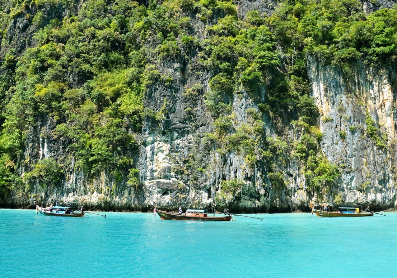 остров Пхи-Пхи, Таиланд