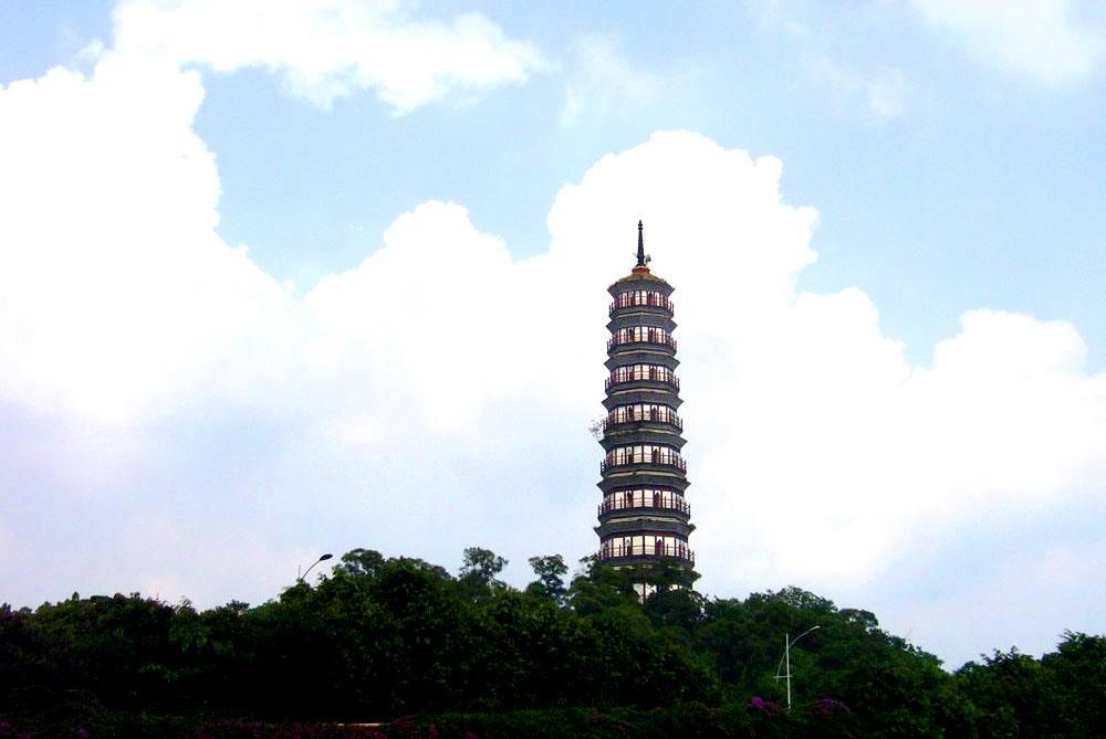 Парк пачжоута, Гуанчжоу, Китай