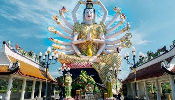 Климат, погода и лучшее время для посещения Таиланда