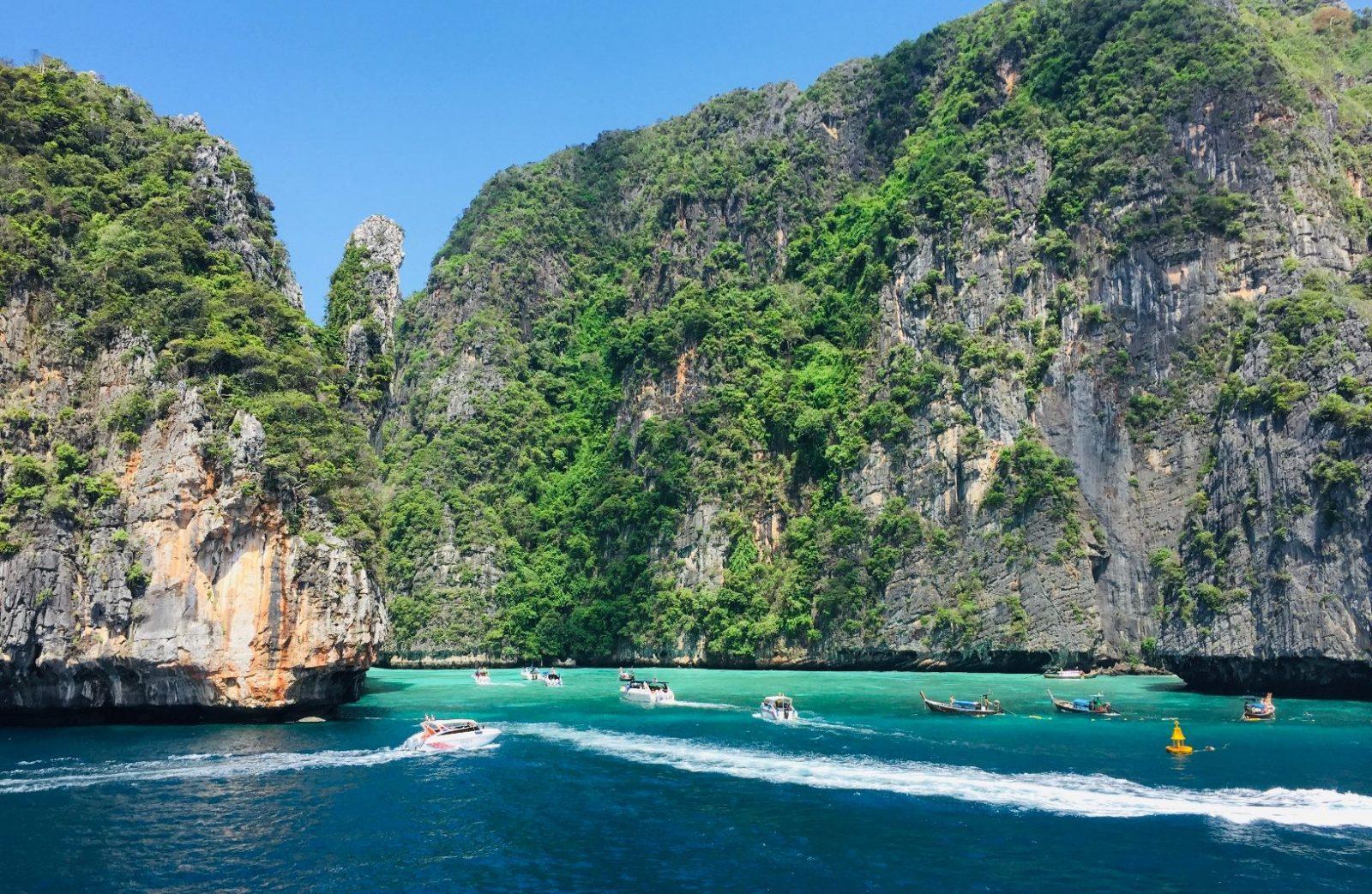 Сухой сезон в Таиланде