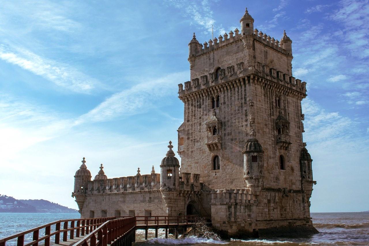 Замок Торре де Белен, Лиссабон, Португалия
