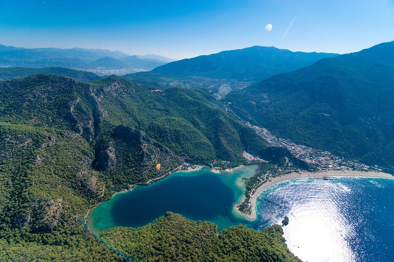Олюдениз,Турция