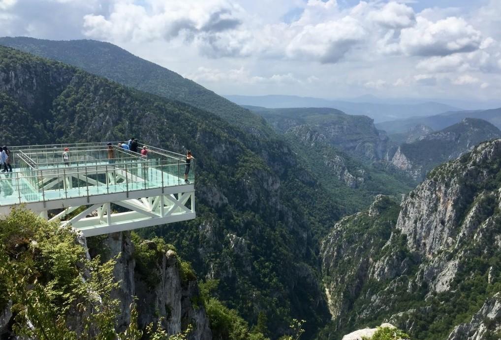 Парк горы Куре, Турция