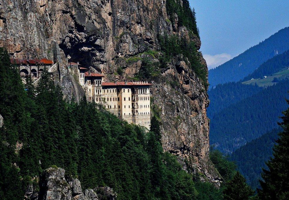 сумельский монастырь, Турция